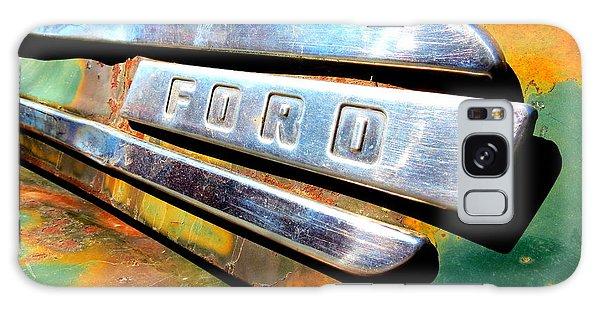 Built Ford Tough Galaxy Case by Ramona Johnston