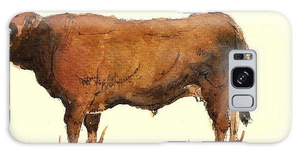 Bull Galaxy Case - Bull by Juan  Bosco