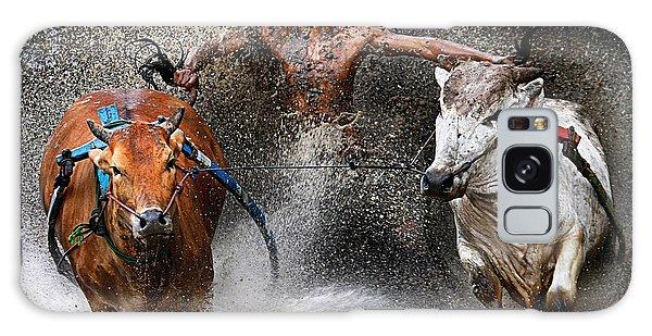 Race Galaxy Case - Bull Race by Wei Seng Chen