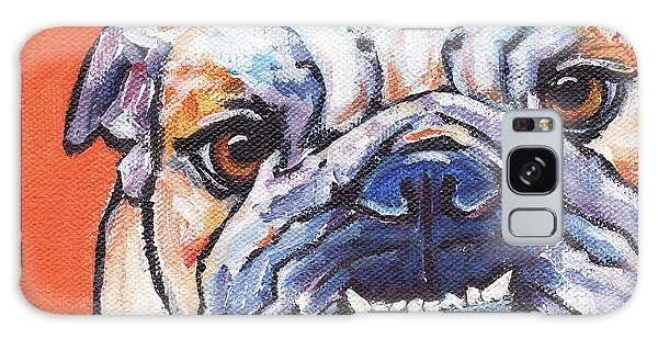 Bulldog Galaxy Case