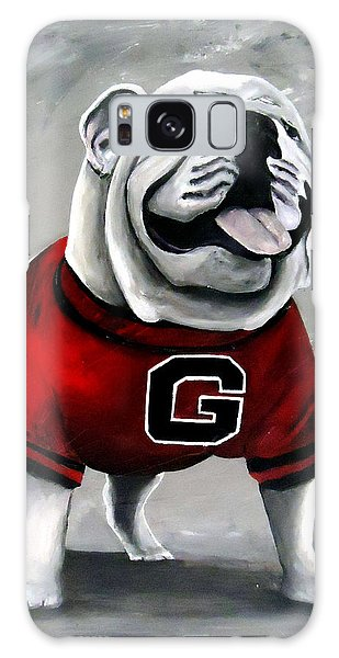 Uga Bullog Damn Good Dawg Galaxy S8 Case