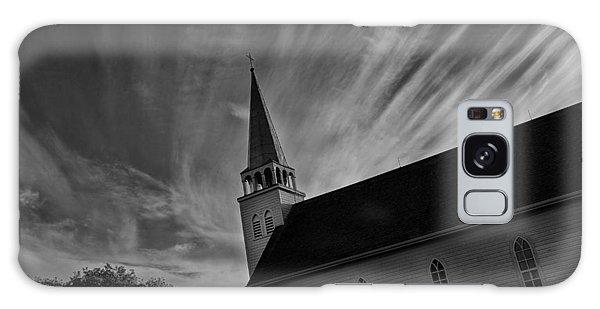 Bullet Riddled Church Galaxy Case