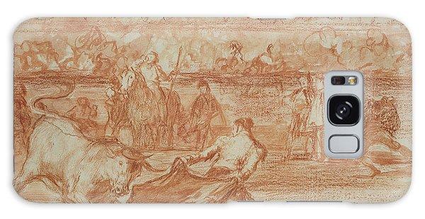 Sport Art Galaxy Case - Bullfighting by Goya