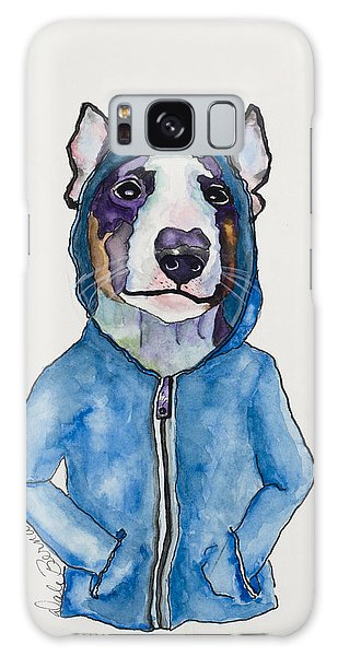 Bully For The Hoodie Galaxy Case