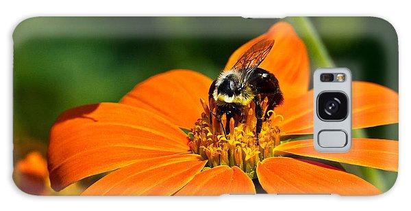 Bumblebee Hard At Work Galaxy Case