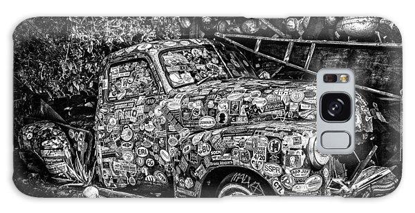 Bumper Sticker Pickup Galaxy Case
