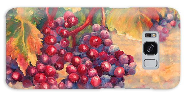 Bunch Of Grapes Galaxy Case