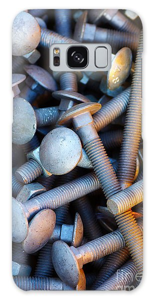 Recycle Galaxy Case - Bunch Of Screws by Carlos Caetano