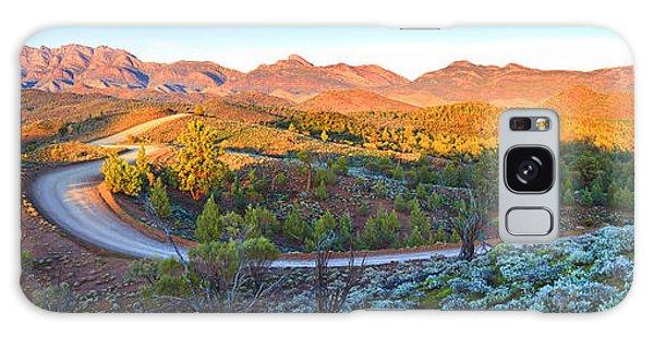 Bunyeroo Valley Galaxy Case by Bill  Robinson
