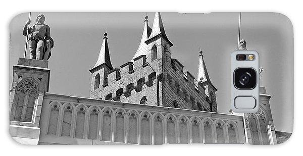Burg Hohenzollern Galaxy Case by Carsten Reisinger
