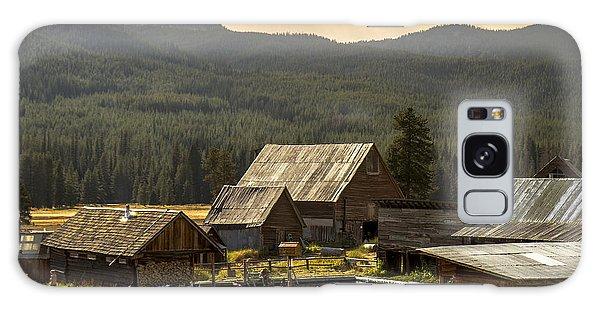 Burgdorf Hot Springs In Idaho Galaxy Case
