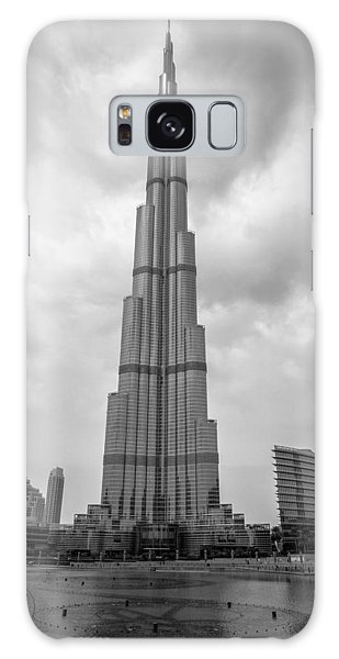 Burj Khalifa Galaxy Case by Robert  Aycock