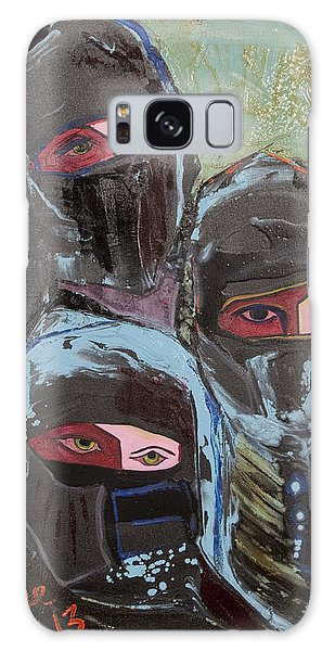 Burka 3 Galaxy Case