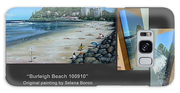 Burleigh Beach 100910 Comp Galaxy Case
