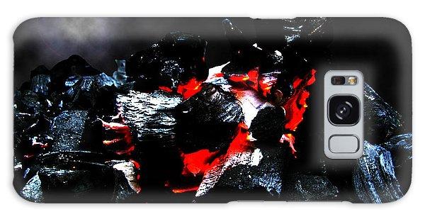 Burning Hell Galaxy Case
