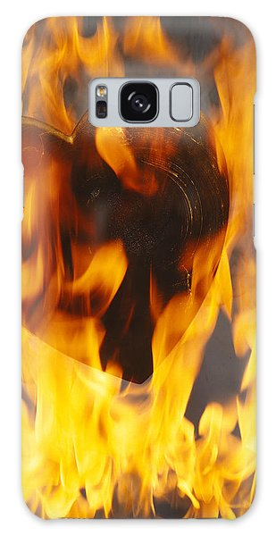Burning Love C1978 Galaxy Case