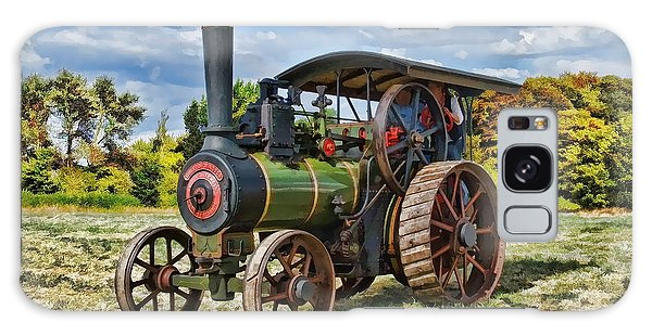 Burrell Steam Engine  Galaxy Case