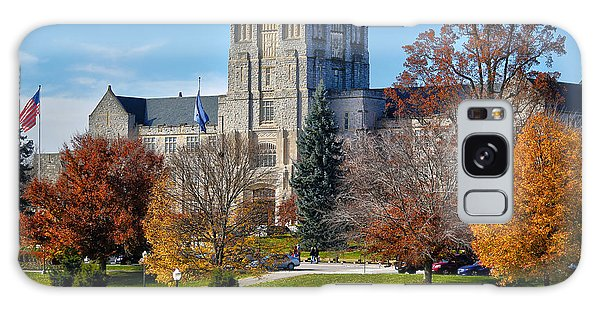 Burruss Hall Galaxy Case