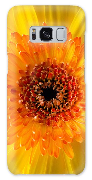 Burst Of Sunshine Galaxy Case by Shelby  Young