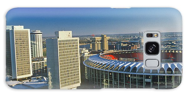 St Louis Mo Galaxy Case - Busch Stadium, Downtown St. Louis, Mo by Panoramic Images