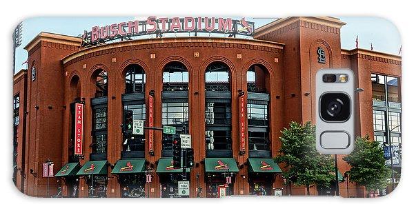 Busch Stadium Home Of The St Louis Cardinals Galaxy Case