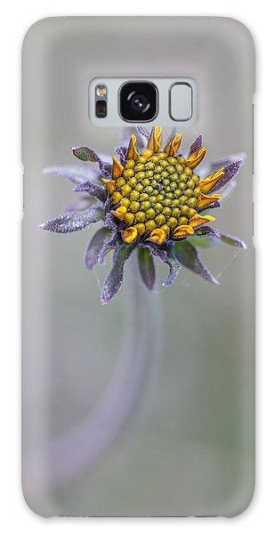 Bush Sunflower Opening Galaxy Case
