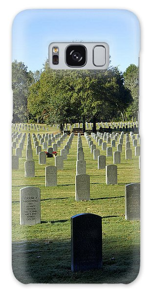 Bushnell National Cemetary Galaxy Case