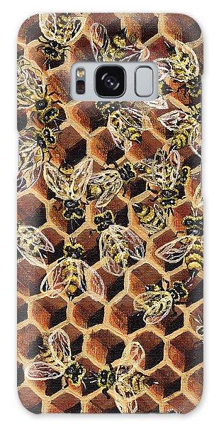 Busy Bee 2 Galaxy Case