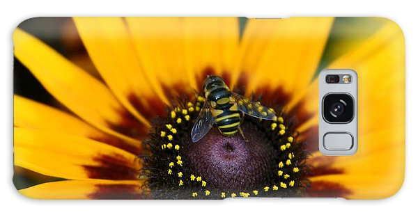 Busy Bee Galaxy Case by Denyse Duhaime
