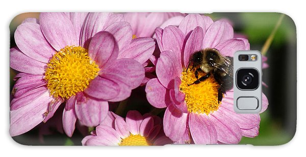 Busy Bee Galaxy Case by Margie Avellino