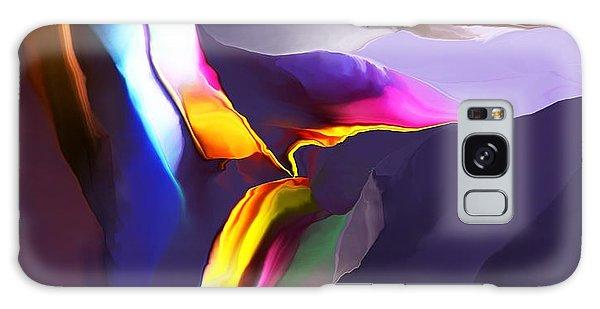 Butte Galaxy Case by David Lane