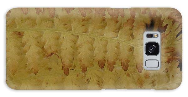 Butter Ferns Galaxy Case