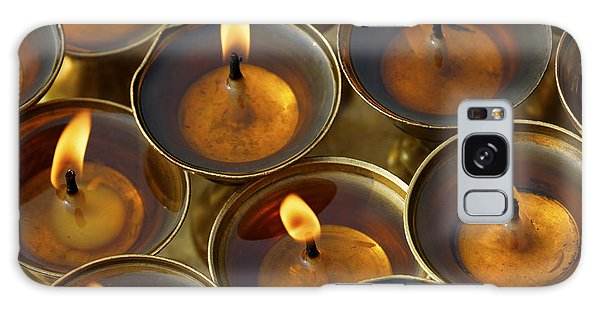 Butter Lamps Galaxy Case