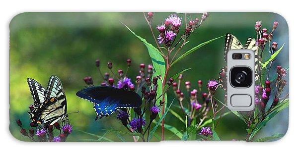 Butterflies Three Galaxy Case