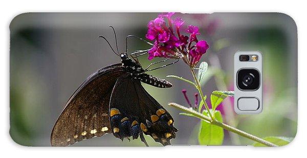 Butterfly 1 Galaxy Case by Tannis  Baldwin