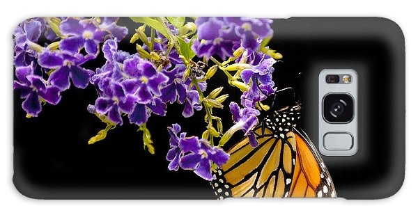 Butterfly Attraction Galaxy Case
