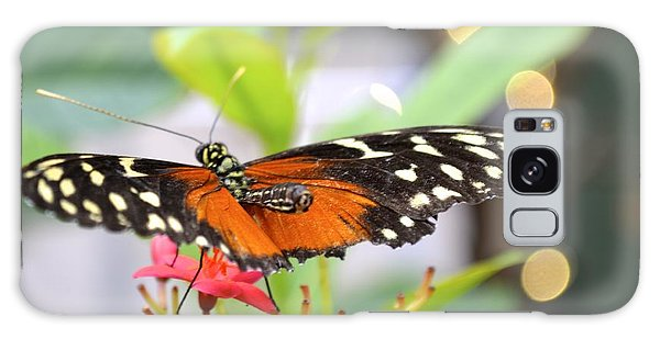 Butterfly Beauty Galaxy Case by Carla Carson
