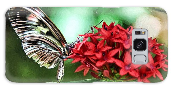 Butterfly Galaxy Case by Bill Howard