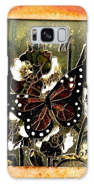 Butterfly Box Galaxy Case by Judyann Matthews