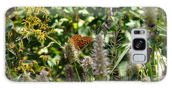 Butterfly Buffet Galaxy Case