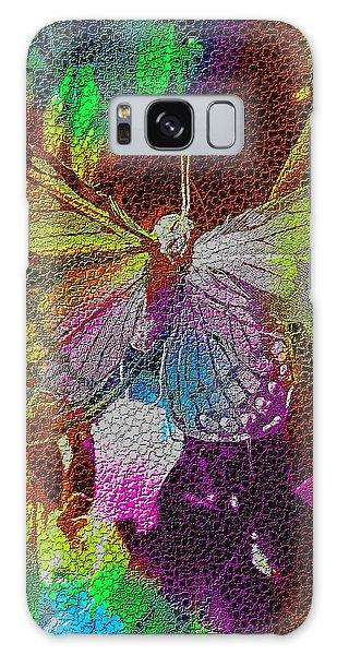Butterfly By Nico Bielow Galaxy Case by Nico Bielow