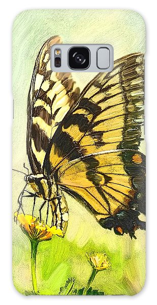 Butterfly Collection Galaxy Case