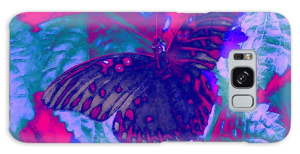 Butterfly  Galaxy Case by David Mckinney