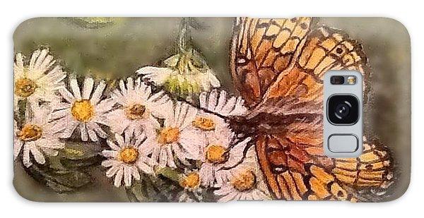 Butterfly Delight Galaxy Case