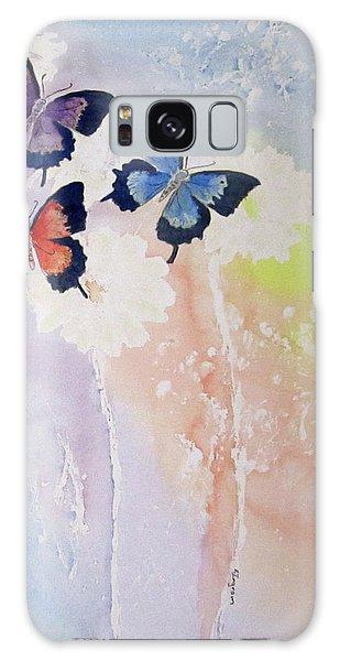 Butterfly Dream Galaxy Case