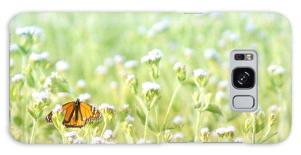 Butterfly Dreams Galaxy Case
