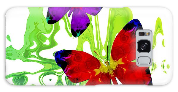 Butterfly Duet - Harmony Galaxy Case