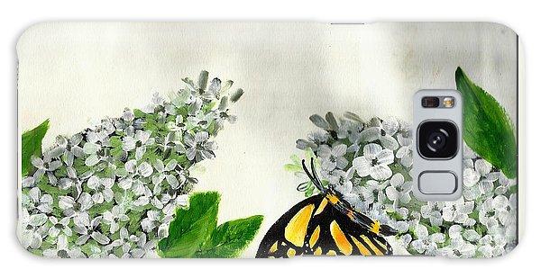 Butterfly Galaxy Case by Francine Heykoop