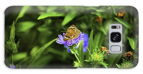 Butterfly Glow Galaxy Case