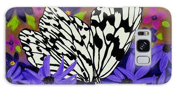 Butterfly Heaven Galaxy Case